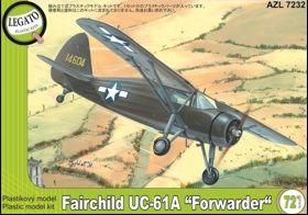 Fairchild Forwarder της T.A.E.  AZML7232