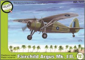 Fairchild Forwarder της T.A.E.  AZML7233